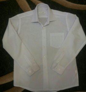 Рубашка на мальчика 140-146