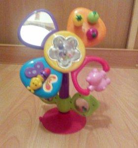 """Развивающая игрушка на присоске """"Цветок"""""""