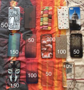 Чехлы на iPhone 5/s/se