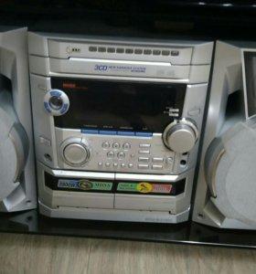 Продам LJ 3CD New karaoke system