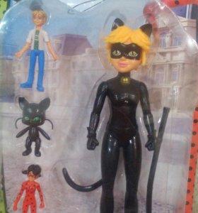 Супер Кот +3 героя