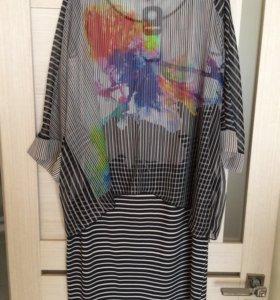 Новое платье Турция на 50-52-54 р