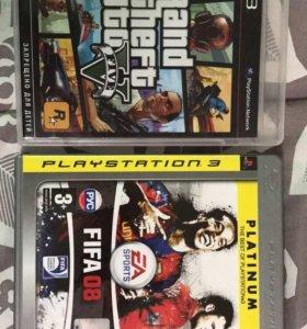 Диски для Sony PlayStation 3.