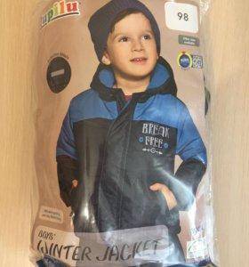 Куртка Lupilu Новая