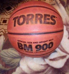Батскетбольный мяч TORRES