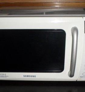 Микроволновая печь с грилем Samsung PG83R 3100 Вт