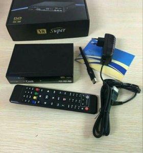 Freesat V8 Super & USB Wifi DVB-S2 Спутниковое ТВ