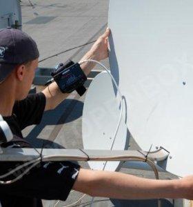 Настройка и ремонт спутниковых антенн