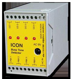 ICON BTD4 - 4-канальный детектор отбоя
