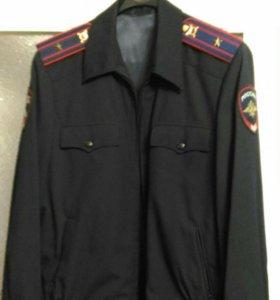 Новая куртка сотрудника внутренней службы.Торг.