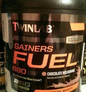 Twinlab Gainers Fuel 680, 2800 г. Гейнер.