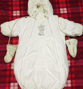 Конверт для малышей Lenne (Kerry) с аксессуарами