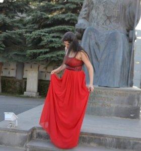 Обе Платье