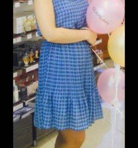 Летнее платье ,xs,s