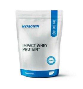 протеин Myprotein Impact Whey 1кг (шоколад)