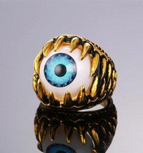 """Кольцо """"Evil eye"""""""