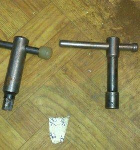 Ключи токарные