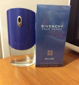 Givenchy pour homme blue label 100 ml