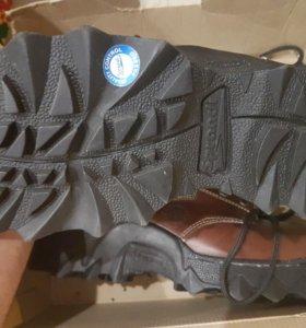 Мужские зимние ботинки Sprandi