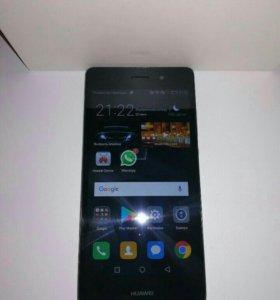 Huawei p8 leit