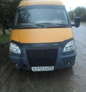 Газель микроавтобус