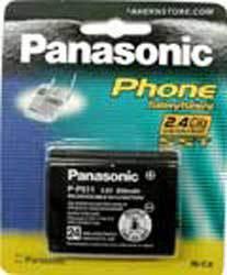 Аккумуляторы Panasonic PP511(type 24) для р/телеф