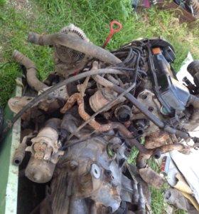 Двигатель от Volkswagen Venta