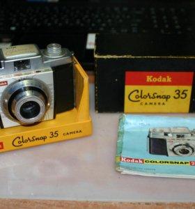 Фотоаппарат Kodak colorsnap 35