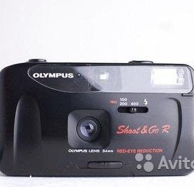 OLYMPUS Shot&Go R