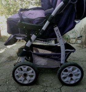 коляска для девочки
