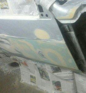 Ремонт авто покраска от 1500 точка