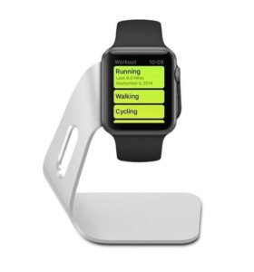 Док станция для Apple Watch