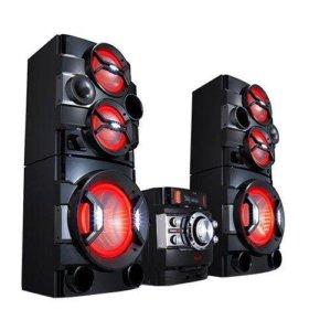 Музыкальный центр Мини hi-fi система Lg CM9540