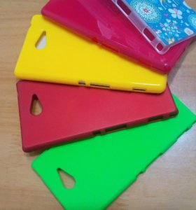 Чехлы на телефон Sony M2