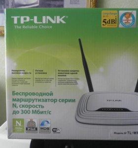 TP-LINK модель: TL - W841N