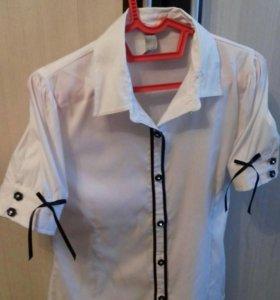 Блузка для девочки 10-11 лет