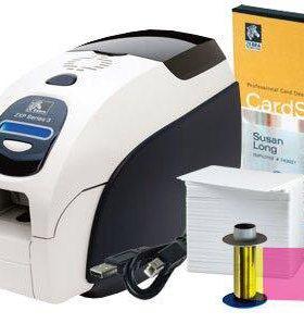 Принтер для печати визиток, скидочных карт