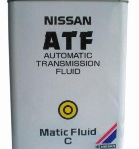 Трансмиссионное масло Nissan ATF Matic Fluid C