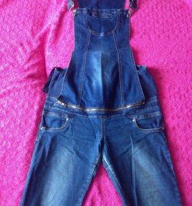 Продам джинсы-трансформер для беременной
