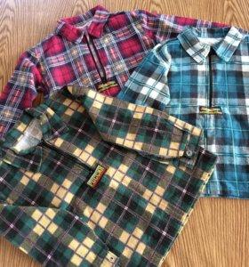 Рубашки на мальчика 3 лет.