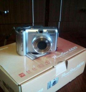 Фотоаппарат Canon Power Shot A 630