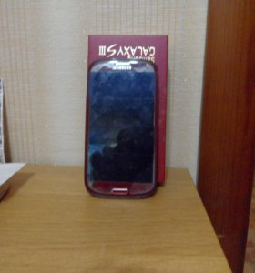 Смартфон Samsung Galaxy S III 16GB I9300