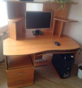 Компьютерный стол(угловой)