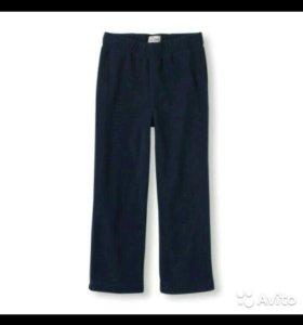Новые флисовые брюки, штаны
