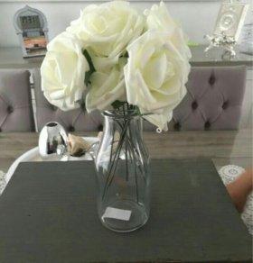 Искусственные Розы Цветы Свадьба Невеста Букет
