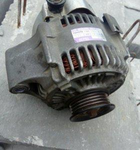 Генератор,стартер и компрессор кондиционера