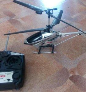 Радиоуправляемый вертолетик