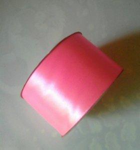 Атласная лента 50 мм