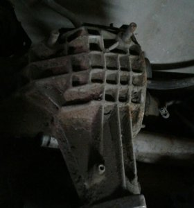 нива 21213 редуктор передний с приводами , карданы