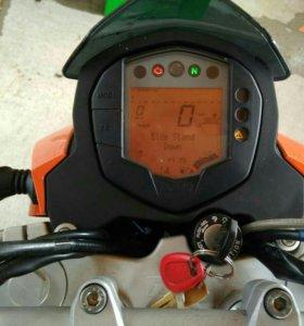 Продаётся мотоцикл KTM DUKE